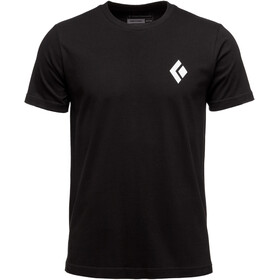 Black Diamond Equipment For Alpinists - T-shirt manches courtes Homme - noir